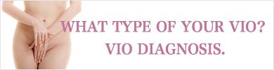 あなたのVIOはどのタイプ?VIO診断