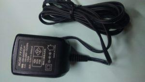 Vライントリマー用フローラACアダプター