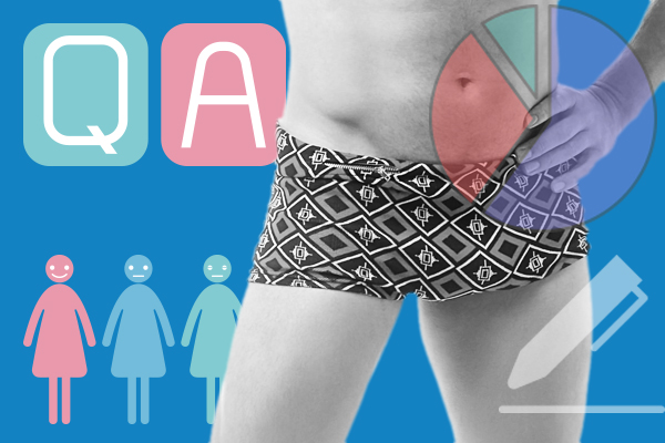 画像-女性の意識調査-男性の陰毛についてどう思いますか?